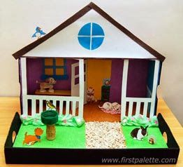 Shoebox Diorama Ideas For Kids Google Search Clay Pinterest