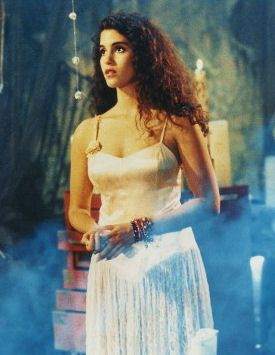 Jami Gertz as Star from The Lost Boys - the gypsy look and Star