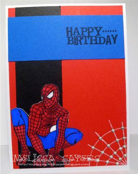 Free Spider Man Printable Birthday Cards Birthday Card Printable Happy Birthday Cards Birthday Cards