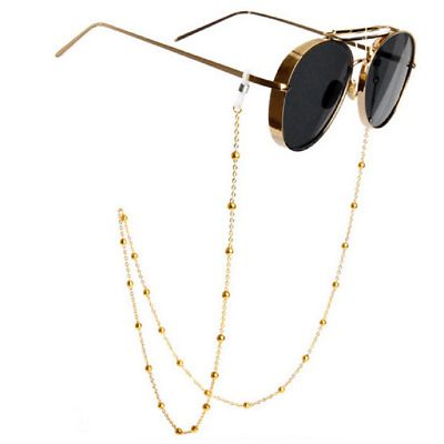 Eyeglasses Glasses Chain Necklace Eyewear Cord Neck Strap Holder Neck Cord Gifts for Friends