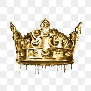 Gold And Red Crown Png Clipart Picture Crown Png Crown Clip Art Red Crown