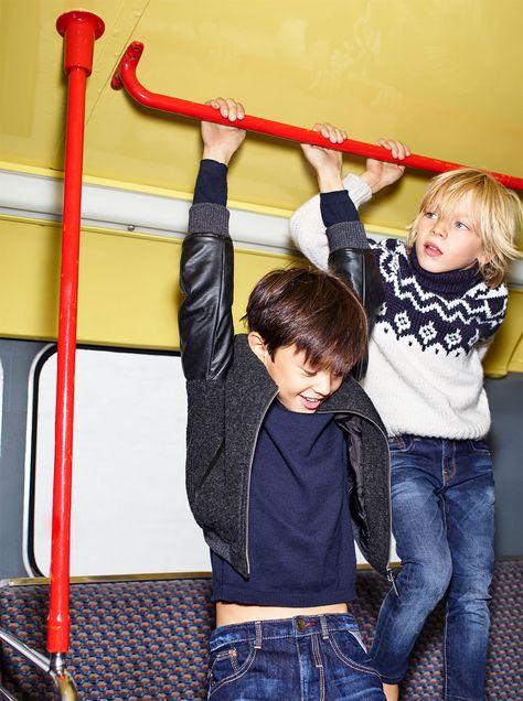 ZARA Kids Colección