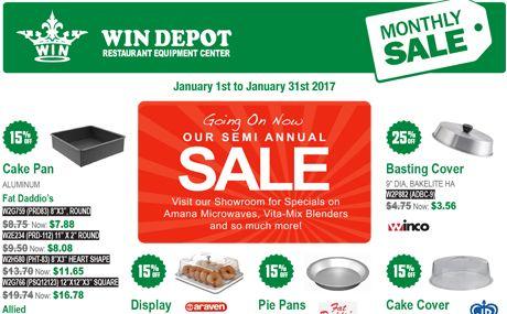 Win Restaurant Material I Equipament