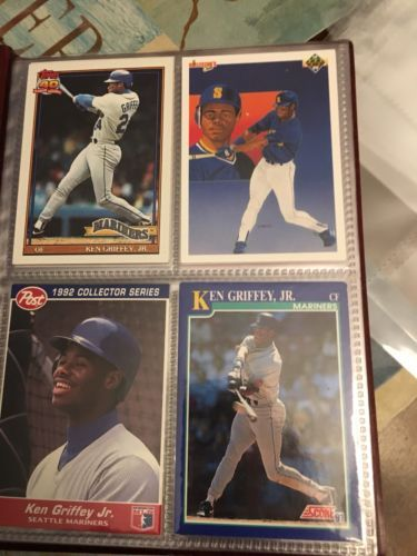Various Sports Cards From 60 70 80 90 00 Around 9000 Cards In All