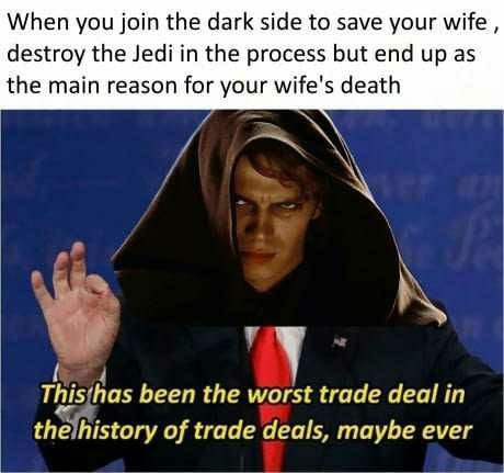 9gag Com Star Wars Memes Star Wars Jokes Star Wars Humor