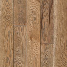 Bruce America S Best Choice 5 In Naturally Gray Oak Solid Hardwood