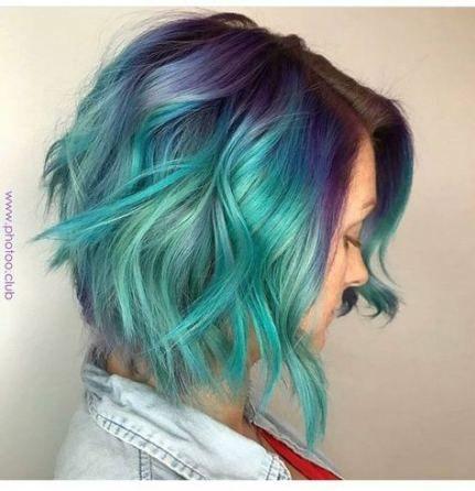 Best Hair Mermaid Style Braid Ideas Mermaid Hair Color Hair Styles Mermaid Hair