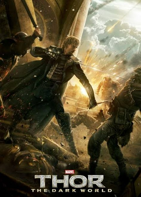 #Thor The Dark World