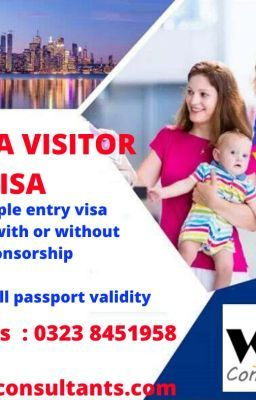 Get Canada Visa From Pakistan Apply For Canada Visa Visit Visa In 2020 Business Visa Visa How To Apply