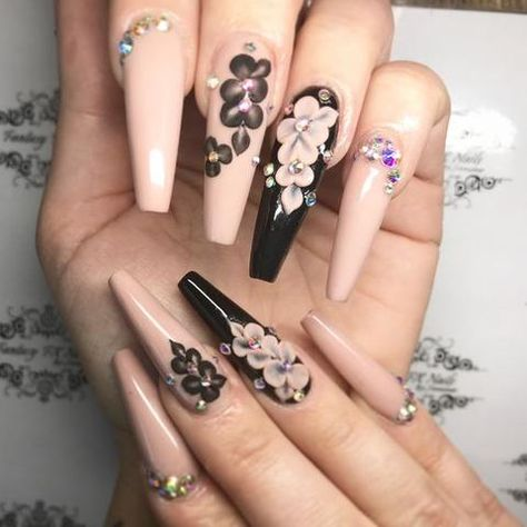 40+ Nude Nail Art Ideas to Mix Up Your Basic Manicure — OSTTY