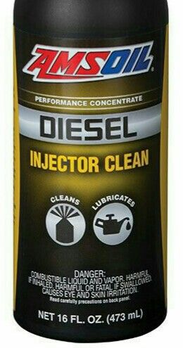 Removes Performance Robbing Deposits From Diesel Fuel Injectors To