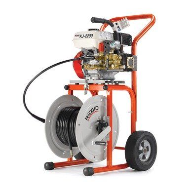 Kj 2200 Water Jetter In 2020 Best Pressure Washer Construction Tools Cleaning