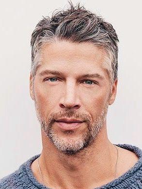 Bluebeard Zippertravel Older Mens Hairstyles Grey Hair Men Older Men Haircuts