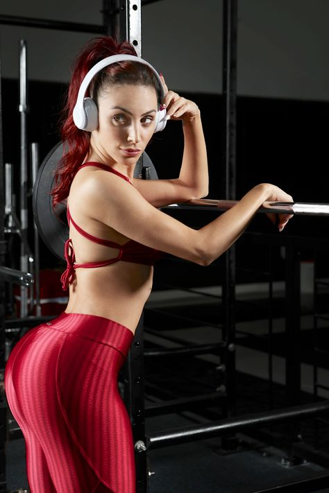 gymrat Get into the season with #red...