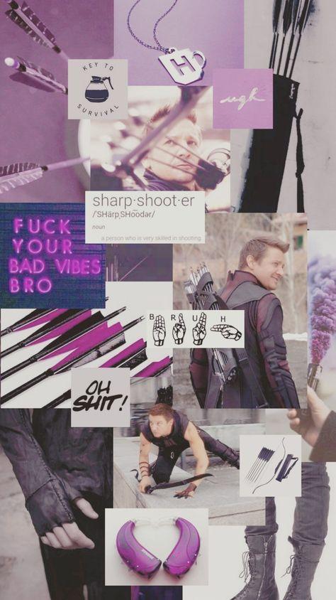 Hawkeye/Clint Barton Wallpaper