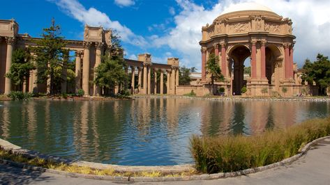 10 Best Hotels Closest to Palace of Fine Arts in Marina