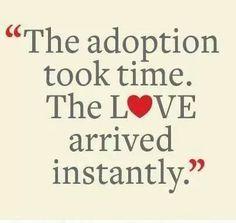 Stepparent Adoption Quotes. QuotesGram by @quotesgram