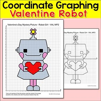 Valentine S Day Math Center Coordinate Graphing Plotting Ordered Pairs Pictures Coordinate Graphing Coordinate Graphing Mystery Picture Coordinate Graphing Pictures