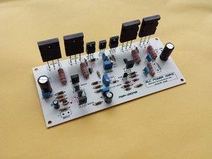 Kit Placa Componentes Para Montar Amplificador 200w Rms
