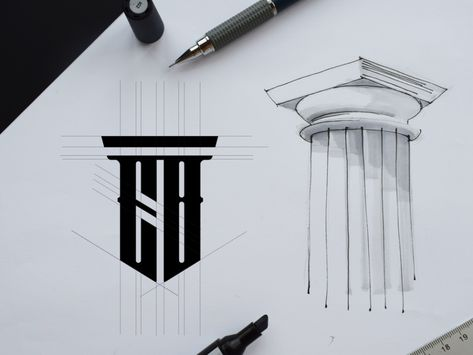 Logo for lawyer.