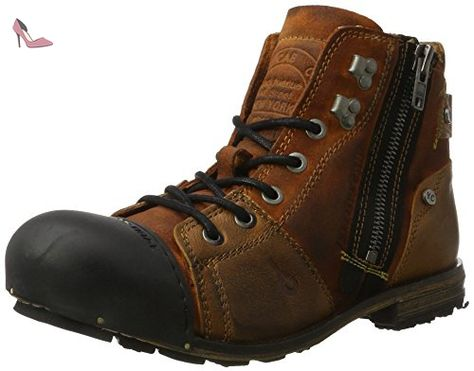 Yellow Cab Boots Industrial 15012 - Light Blue, Tamaño:41 Eu