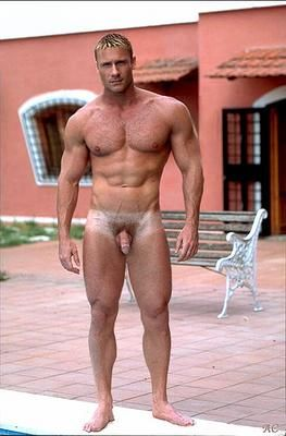 real naked men