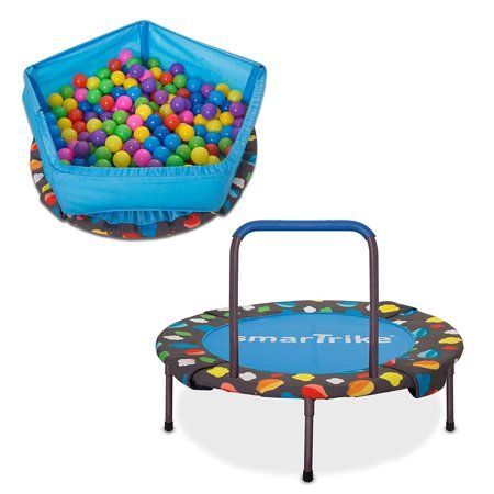 Toys Toddler Trampoline Outdoor Toys For Toddlers Kids Trampoline