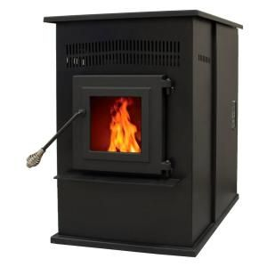 Englander 1 500 Sq Ft Pellet Stove 25 Pdvch The Home Depot In 2020 Pellet Stove Wood Pellet Stoves Englander Pellet Stove