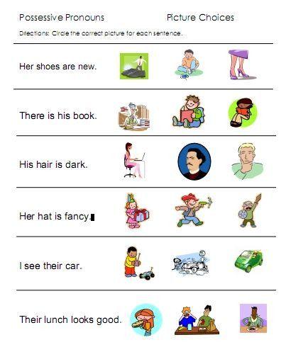 Pronoun Worksheets For Kindergarten Free Kindergarten Worksheets Kindergarten Worksheets Printable Pronoun Worksheets