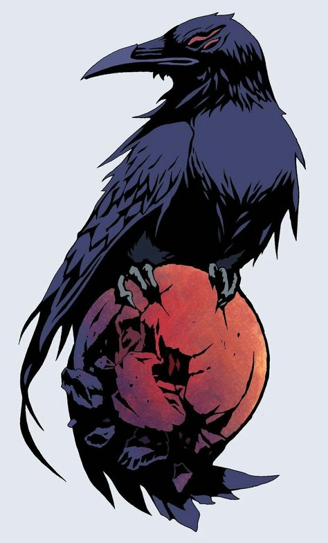 Crow Corbeau Oiseaux Halloween Stencil A4//A5//A6