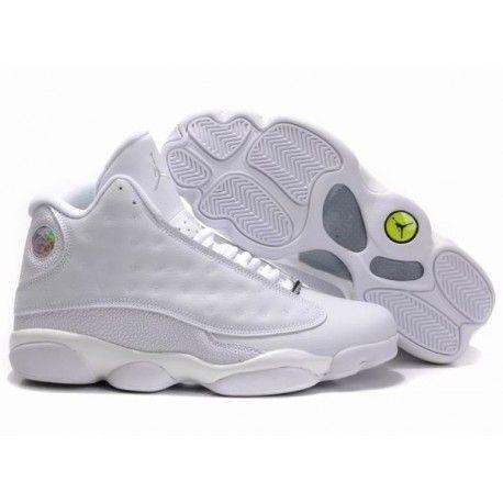 $72.99 air jordan retro 13 all white,Nike Air Jordan 13 Retro ...