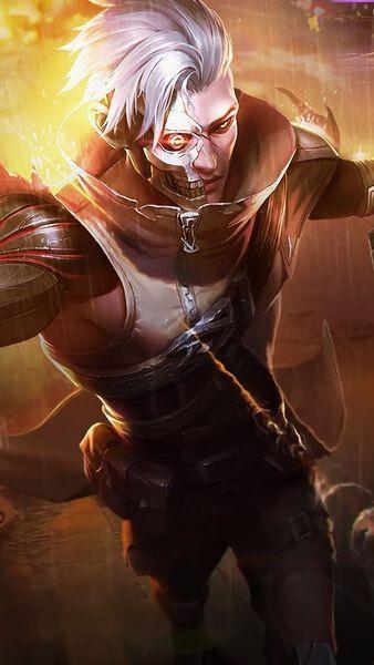 Granger Doomsday Terminator Skin Mobile Legends 4k Hd Mobile