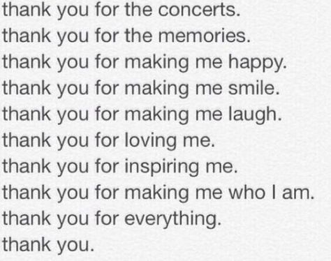 Thank you fall out boy, my chemical romance, panic! At the disco, green day, and twenty øne piløts. Save My Life, Of My Life, Fangirl, Beau Message, Bae, Bts Quotes, Music Quotes, 1d And 5sos, Pierce The Veil