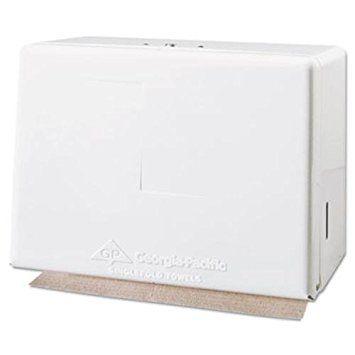 Georgia Pacific Easy Mount Single Fold Dispenser S Fold Towel