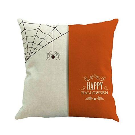 18X18 Cotton Linen Throw Pillow Covers