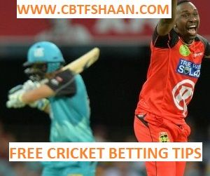 Cricket betting free tips shaan tradefortress bitcoins