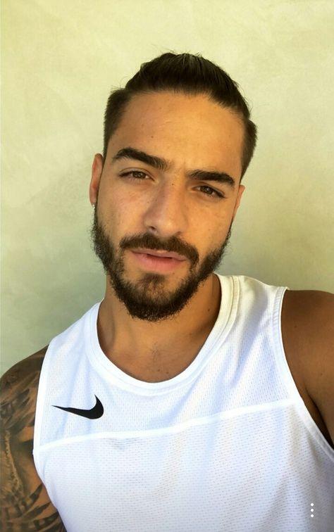 Pin di Maury61 su Face men beard  353e8e93a87
