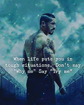 Yuri Boyka Warrior Quotes Martial Arts New York From Above
