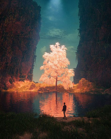 Surreal Digital Artworks by Mike Winkelmann – Inspiration Grid | Design Inspiration #digitalart #digitalillustration #conceptart #cg #inspirationgrid