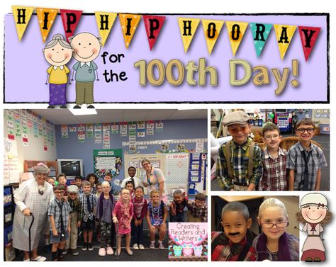 Creating Readers and Writers: The 100th Day of School #100daysofschool