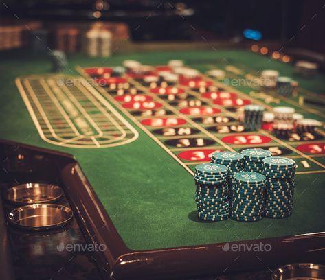 Gambling table in luxury casino by Nejron. Gambling table in luxury casino.#table, #Gambling, #luxury, #Nejron