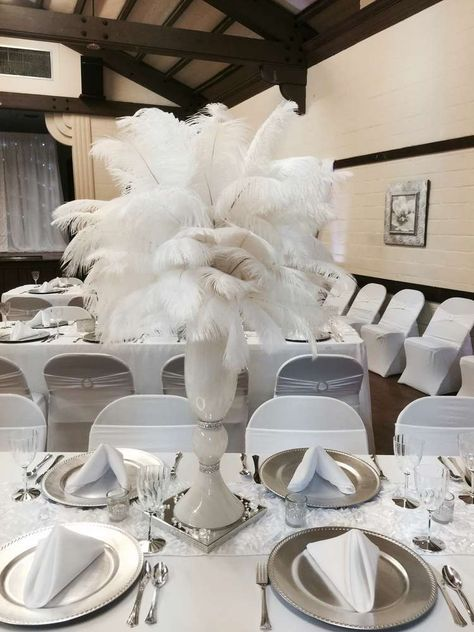 All White Party Birthday Party Ideas White Party Theme White