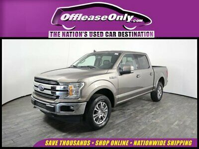 Ebay Advertisement 2019 Ford F 150 Supercrew Lariat 4x4 Off Lease Only 2019 Ford F 150 V8 Supercrew Lariat 4x4 Regul 2019 Ford Used Cars Ford