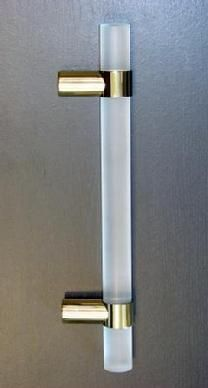 Glass Handle Pull | KITCHEN DESIGN | Pinterest | Hardware, Door ...