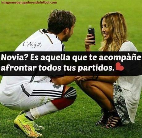 Pin En Frases De Amor Y Futbol