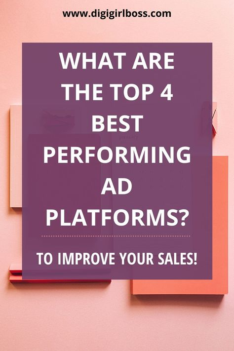What Are the Top 4 Performing Ad Platforms?