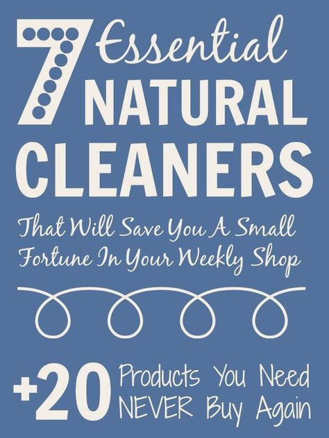 Mums make lists ...: Cleaning Essentials