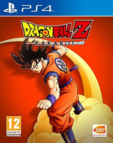 Descuento Del 8 Dragon Ball Z Kakarot Juegos De Accion Juegos Para Playstation 4 Juego De Pelea