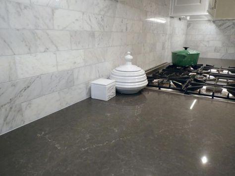 Epingle Sur 5003 Piatra Grey Caesarstone Par Comptoir Quarzo