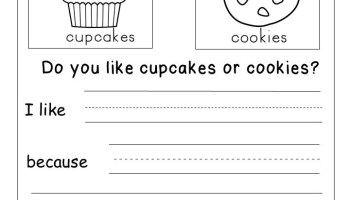 Free Opinion Writing Printable Kindermomma Com Kindergarten Writing Opinion Writing Kindergarten Writing Sentences Kindergarten